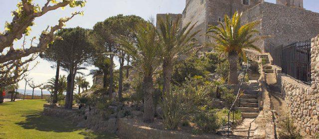 La Diputación recreará el huerto que en el siglo XIV tuvo el Papa Luna en Peñíscola