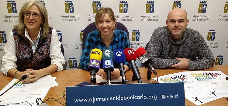 Benicarló es reivindica com a ciutat de valors