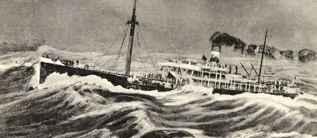 Cent anys de la gran guerra submarina a la Costa de l'Ebre