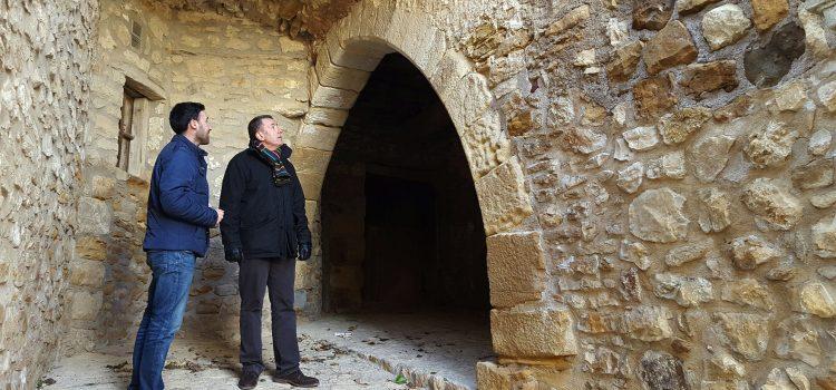 La Diputación rehabilita tres instalaciones en Culla y la consolida como referente del 'Territorio Templario'