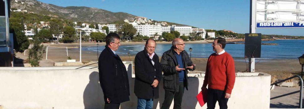 Alcossebre tindrà 50.000 euros per a la qualitat mediambiental de la platja de les Fonts