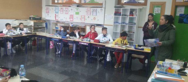 Peñíscola promueve el reciclaje entre los estudiantes de primaria y secundaria