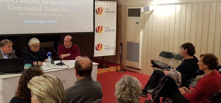 """Xerrada sobre """"una troballa excepcional: les pintures medievals de Vallibona"""""""