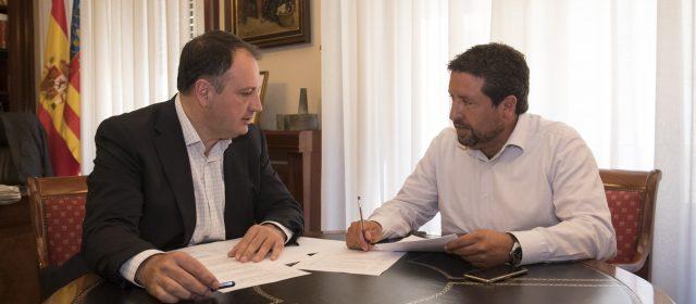 La Diputación de Castellón adelantará 45 millones de euros a 55 ayuntamientos y dos consorcios