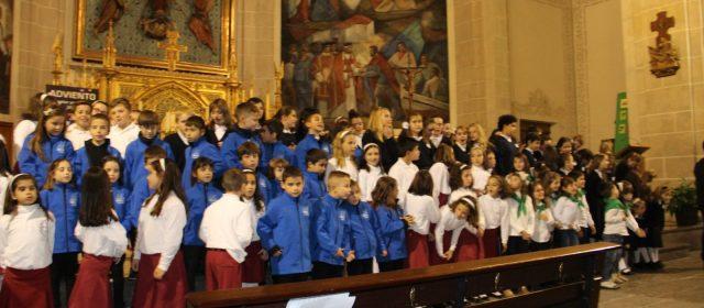 Concert de nadales per les corals infantils