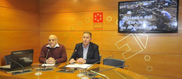La Diputación consolida el patrimonio arqueológico provincial como recurso turístico
