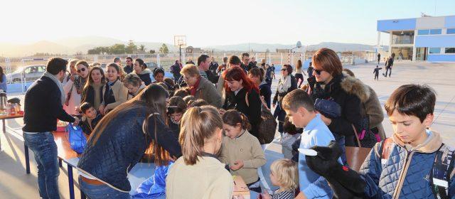 International School Peniscola celebra el mercadillo solidario