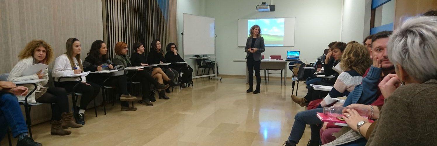 El personal del Consell Comarcal del Montsià rep formació en matèria d'Igualtat