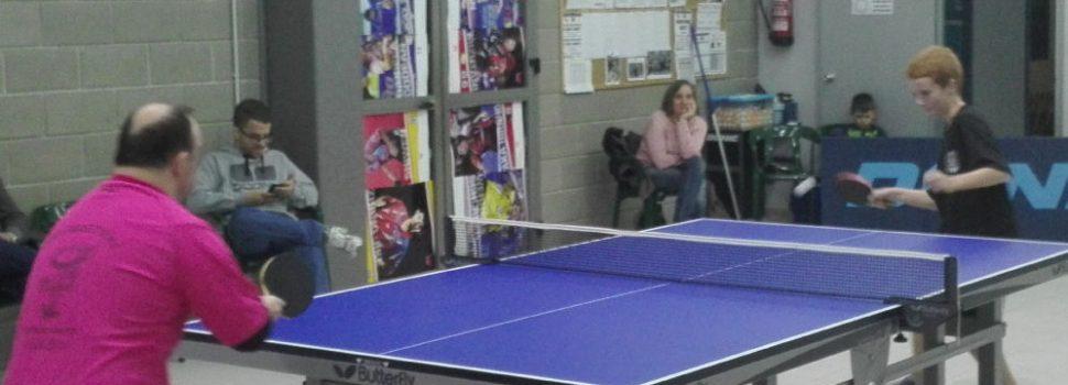 Tennis taula lliga de lleure: Bamesad va desplaçar-se a Ulldecona
