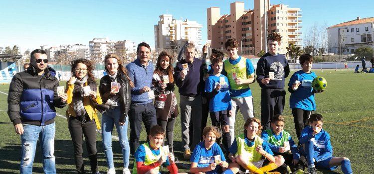 Campus de fútbol solidario en Peñíscola para la investigación del cáncer infantil
