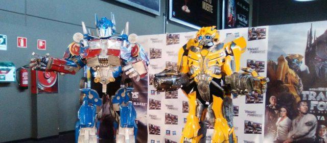 """Los """"robots vinarocenses"""", en Tele Cinco"""