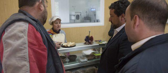 La Diputación potencia el consumo de alimentos castellonenses estas Navidades