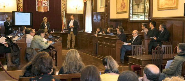 La Diputación coordina con los ayuntamientos el programa de trabajo en Fitur