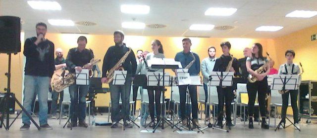 Concert de Nadal de la Big Band d'Alcanar
