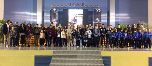 Alcanar celebrà la V Gala Esportiva Canareva i Casenca