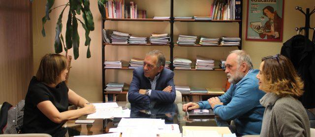Benicarló s'adherirà al programa Edificant de la Conselleria d'Educació