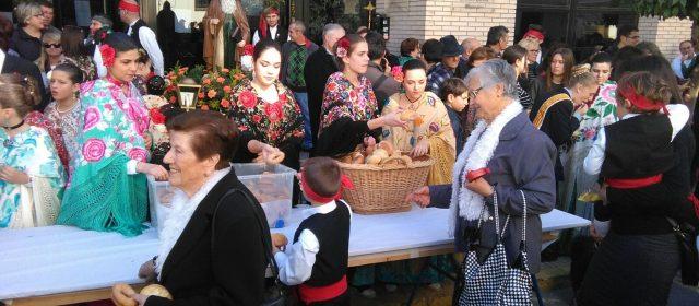 Benedicció de Sant Antoni a Alcanar