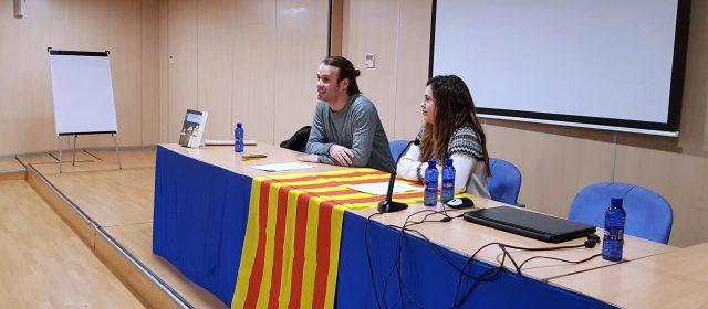 El canareu Josep Sancho parlà de Marcel·lí Domingo