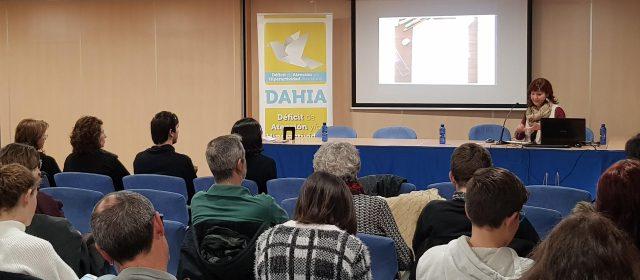 Amèlia Piñana parlà sobre els xiqueta amb TDAH