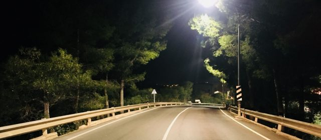 Noves lluminàries en els accessos nord i sud d'Alcalà de Xivert