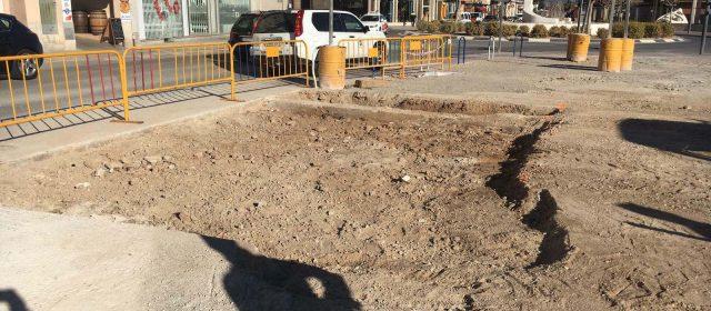 Obres i Serveis millora l'aparcament públic de l'Avinguda Tarragona