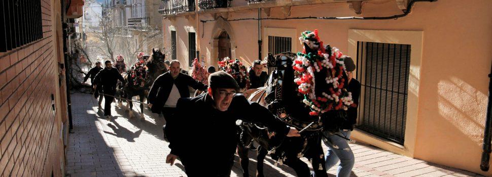 Albocàsser inicia Sant Antoni amb el Pregó