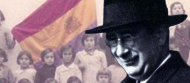 Marcel·lí Domingo, el republicà