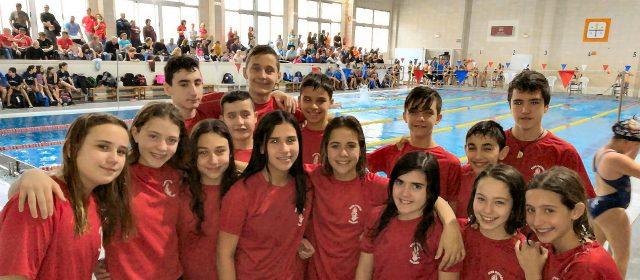 El Club Natació Vinaròs, en tres diferentes competicions