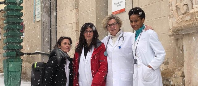 Sanitat activa equipos asistenciales de guardia en municipios afectados por nevadas
