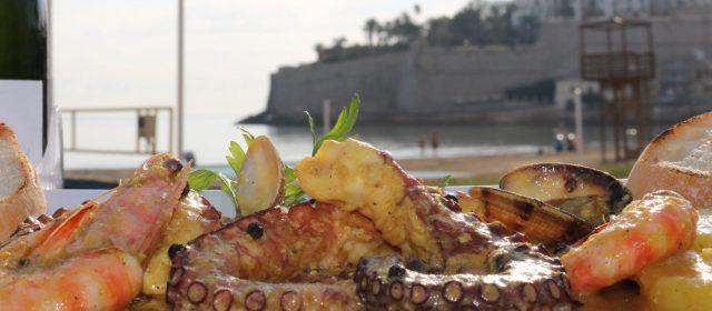 La gastronomía es ya motivación del viaje para 1 de cada 3 turistas que llegan a Peñíscola