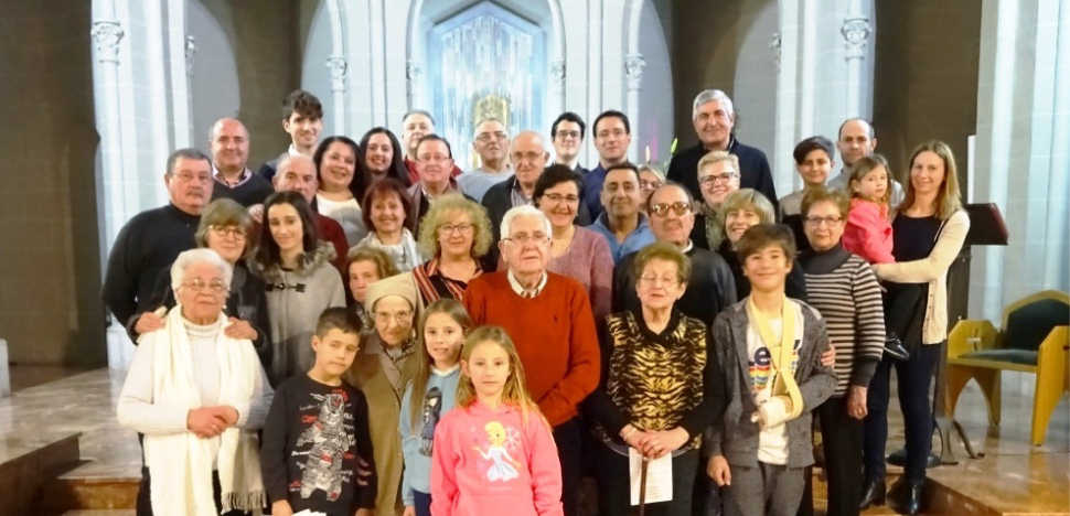 La benicarlanda Teresa Bueno cumple 100 años en Jesús