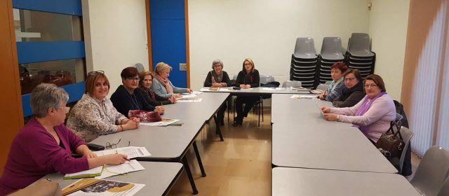 Reunió del Consell Consultiu de Dones del Montsià