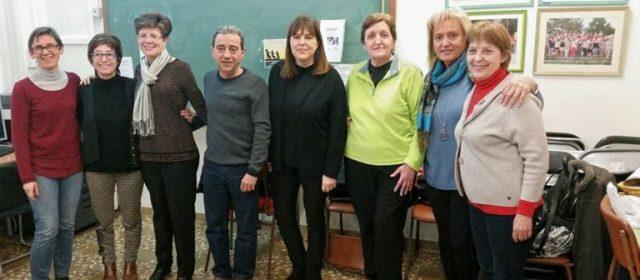 Jubilació de cinc mestres a l'Escola Ramón y Cajal