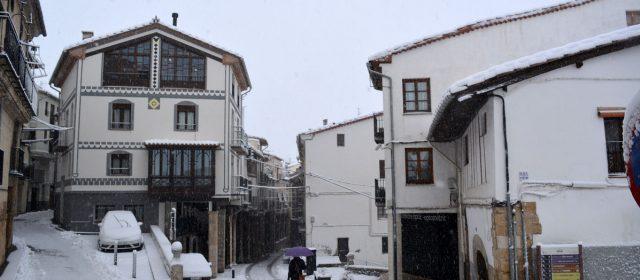 Tercer día del temporal de nieve