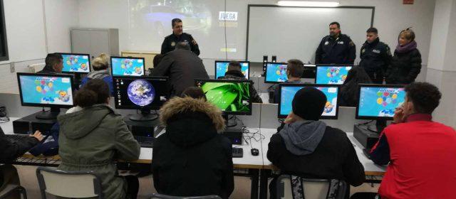 La Policía Local de Peñíscola pone en marcha el Plan de Educación Vial para más de 800 estudiantes