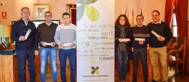 """Presentació de la marca turística """"Terres del Maestrat, ànima interior"""""""