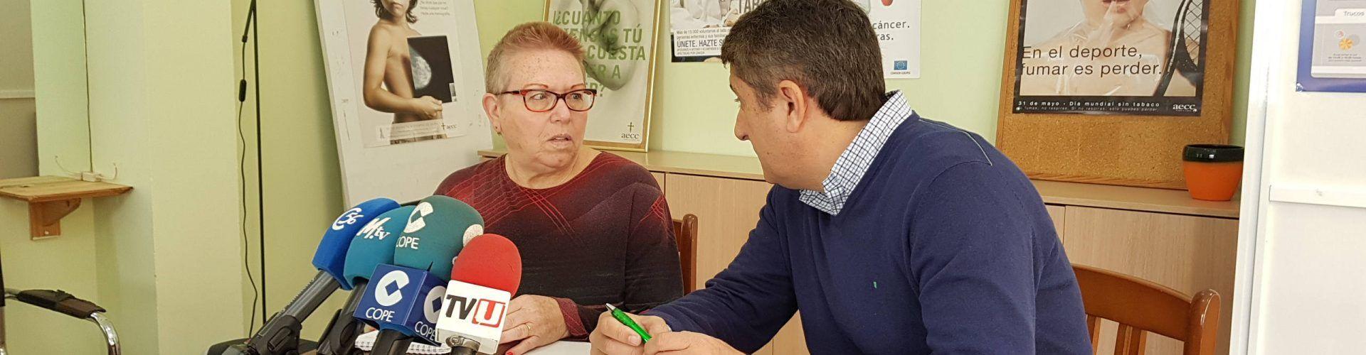 La asociación contra el cáncer de Vinaròs urge nuevos voluntarios