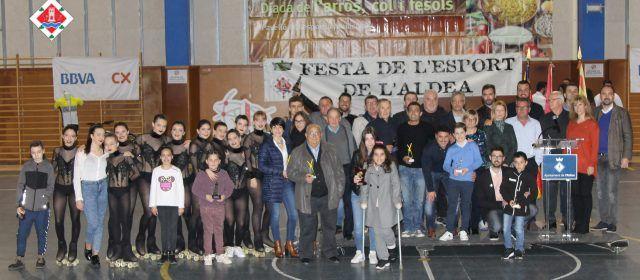 Gala de la XIV Festa de l'Esport Aldeà