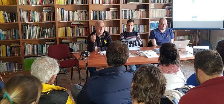 Activitats del Centre d'Estudis dels Ports a Vallibona