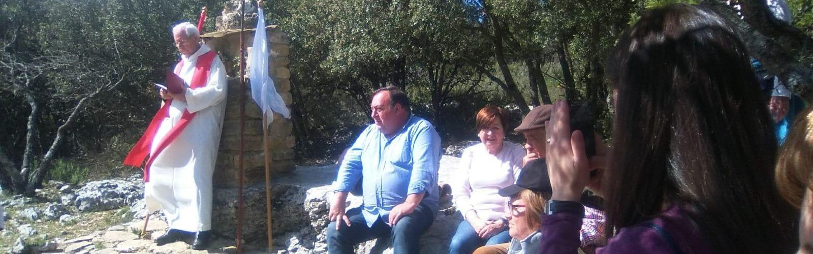Vallibona peregrina a Sant Marquet
