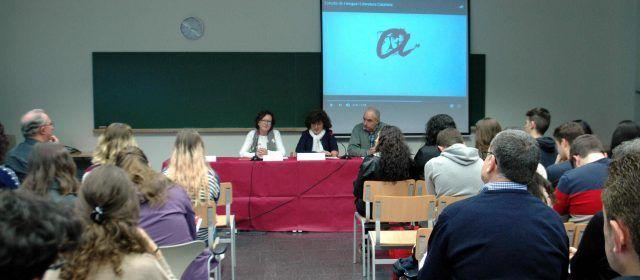 Estudiants de secundària s'apropen a la literatura catalana al campus Terres de l'Ebre de la URV