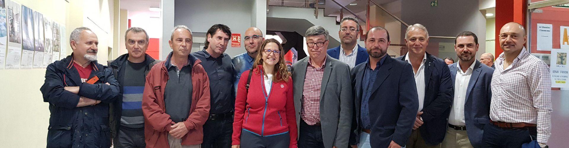 Projecte de reintroducció a  la Tinença de Benifassà del trencalòs