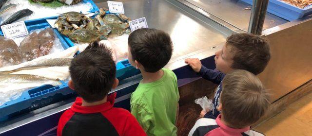 Compres escolars al mercat