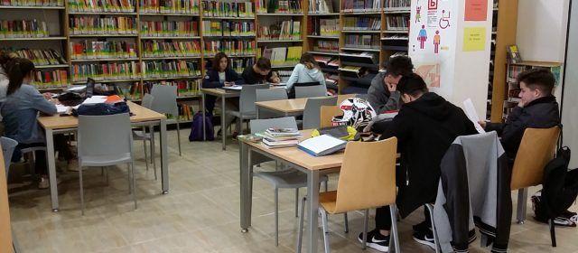 La Biblioteca obrirà els caps de setmana fins al 8 de juliol per donar servei als estudiants