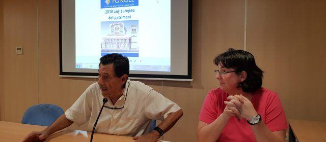 """""""Amics de Vinaròs"""" ha presentat noves iniciatives"""