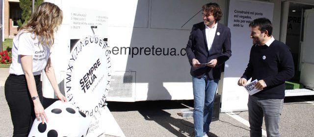 El Bus de la Llengua visitarà Vinaròs els dies 10, 11, 12 i 13 de juliol