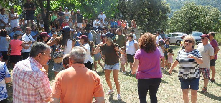 Vallibona celebra la romeria a Santo Domingo