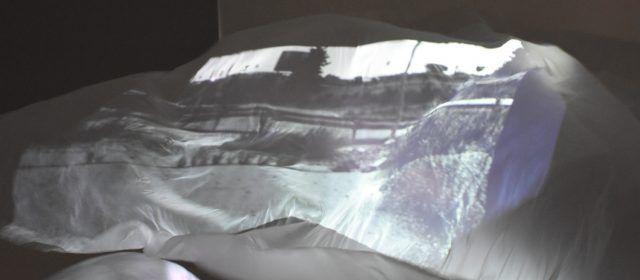 Eufònic porta a Lo Pati una vídeoinstal·lació de llum sòlida d'Anthony McCall