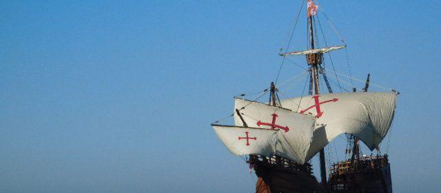 La Nao Santa María atracará en el puerto de Peñíscola del 11 al 16 de septiembre