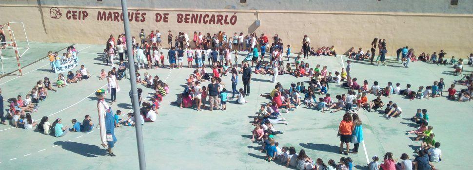 Festa de benvinguda al Marqués de Benicarló